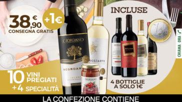 Giordano Vini: 14 vini