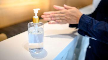 Igienizzanti mani e guanti in lattice