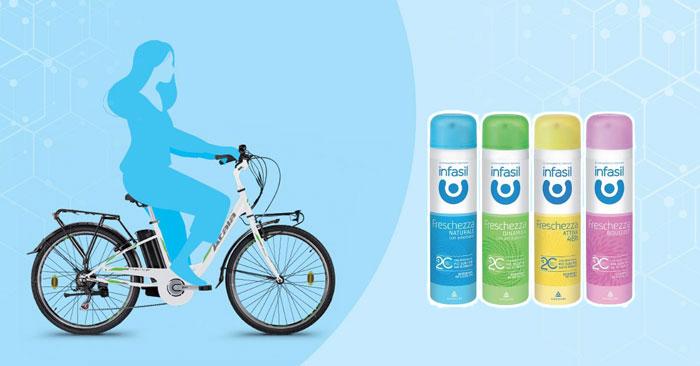 Infasil: vinci Atala E-Bike