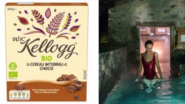 Kellogg: vinci weekend a QC terme di Bormio