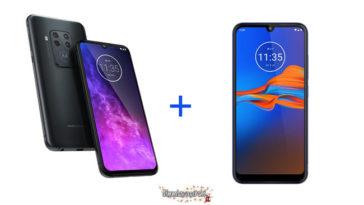 Motorola E6 Plus in abbinata da Unieuro