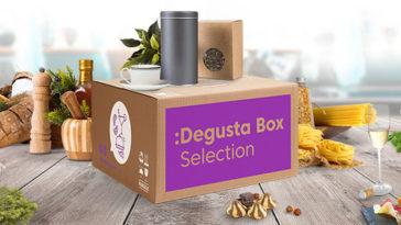 Selection Box Degustabox