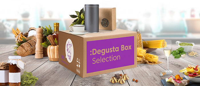 Selection Box Degustabox