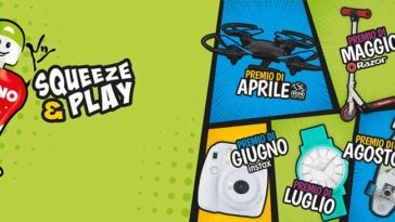 """Yomino """"Squeeze and Play"""""""