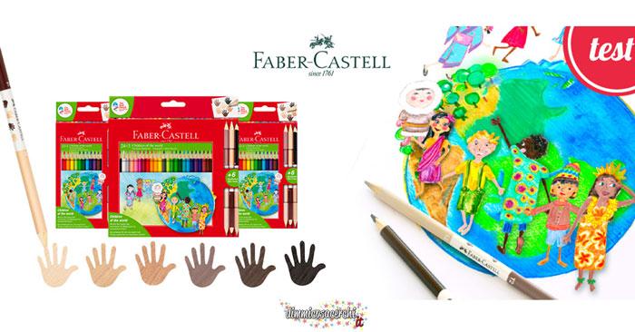 Faber-Castell: diventa tester matite colorate
