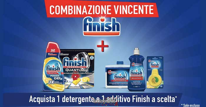 "Finish ""Coppia vincente"""
