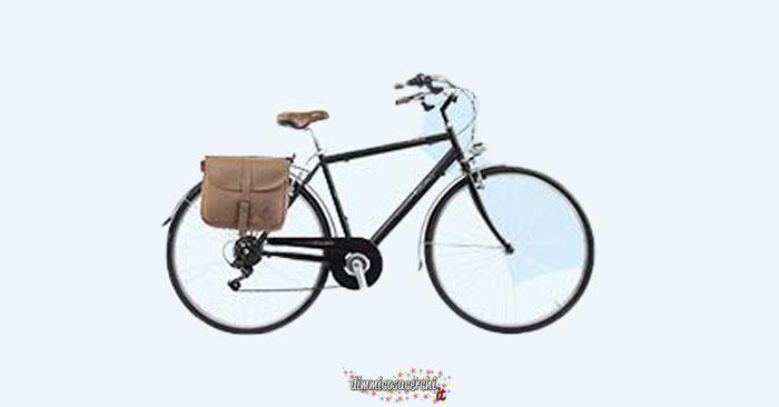Hansaplast: vinci biciclette Classiche Via Veneto By Canellini