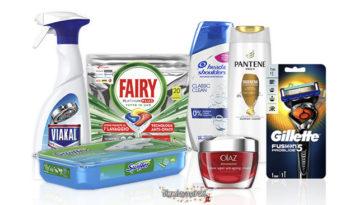 P&G: prodotti al 30% di sconto