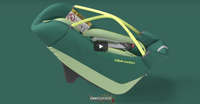 Seggiolino auto Coral Bébé Confort: diventa tester