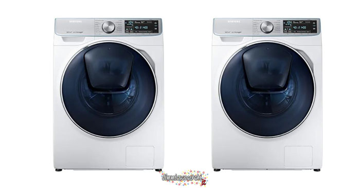 Concorso S.C. Johnson: vinci lavatrici Samsung