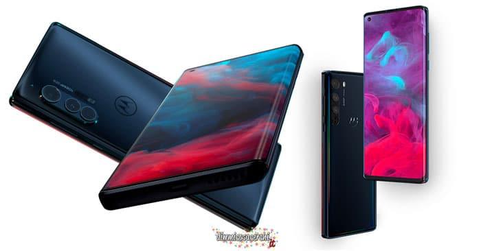 Motorola Edge+ concorso