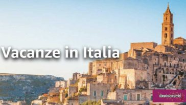 "Amazon ""Vacanze in italia"""