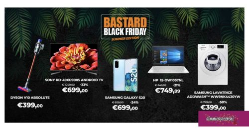 Bastard Black Friday Unieuro