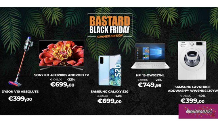 Bastard Black Friday Unieuro