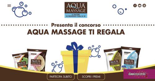 Concorso Aqua Massage