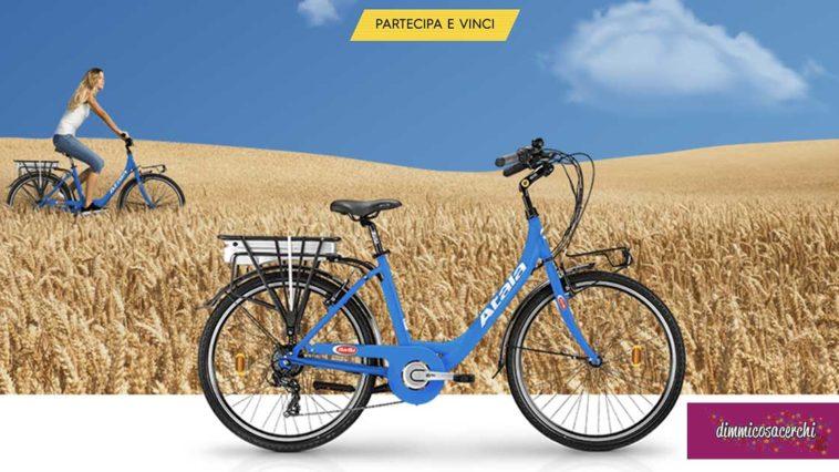 "Barilla concorso ""pedalando 2020"""