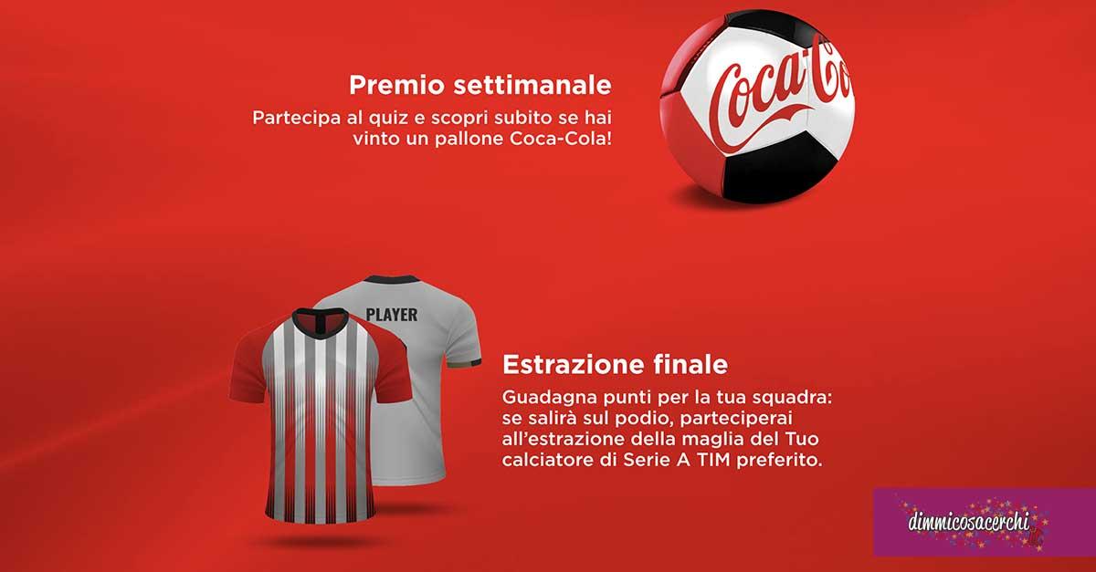The italian League Coca-Cola