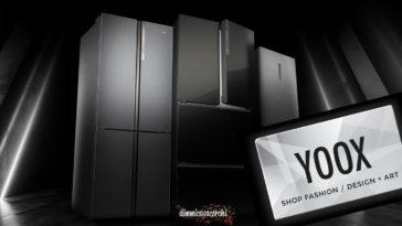 Frigoriferi HAIER: in regalo shopping card YOOX fino a 700€!