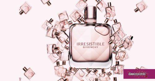 Campione omaggio Givenchy Irresistible