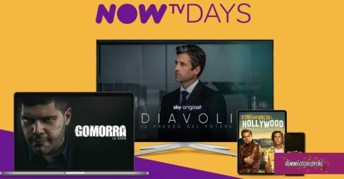 Mediaworld Now Tv Days