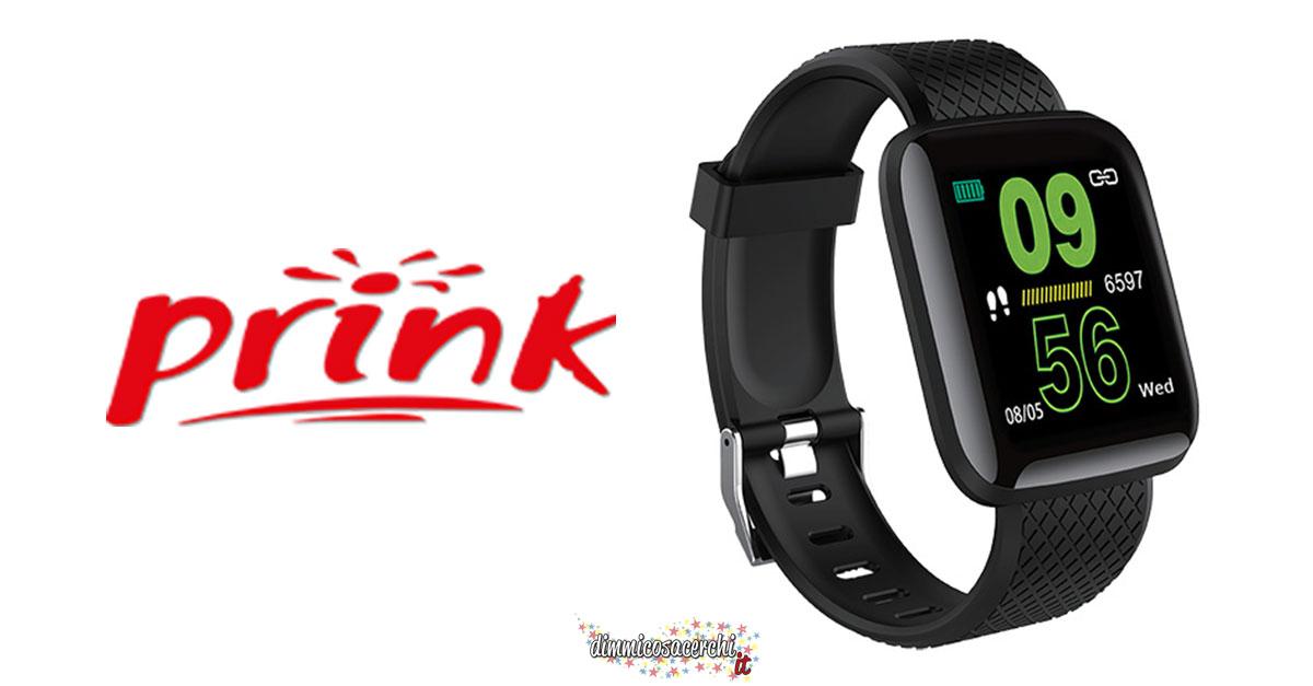 Smart Band Prink omaggio con Prink