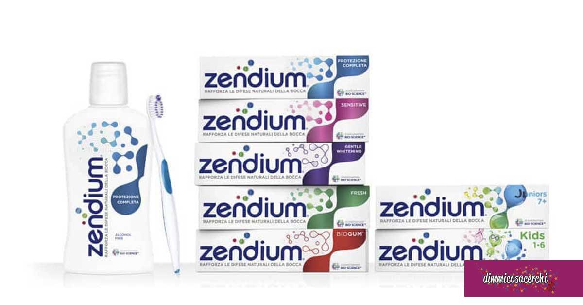 Provami gratis Zendium