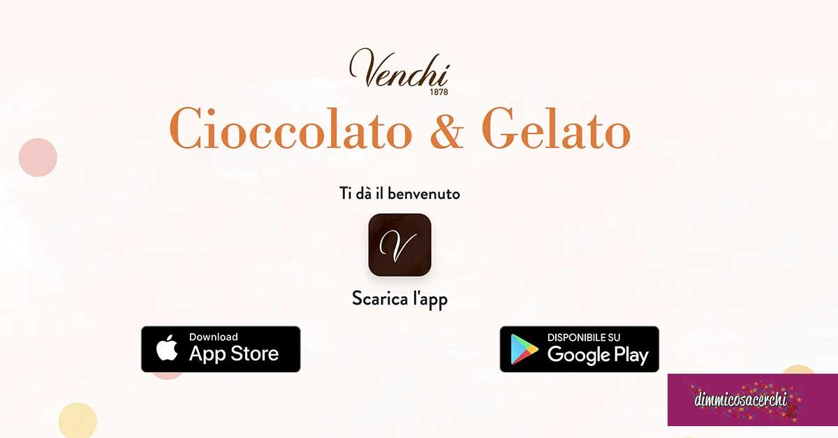 """Concorso Venchi """"Cioccolato e Gelato"""""""
