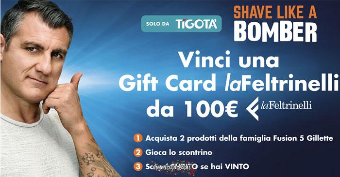 Vinci gift card con P&G