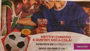 Vinci pouf Coca-Cola