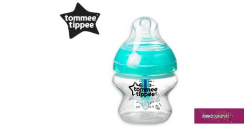 Biberon Tommee Tippee: diventa tester