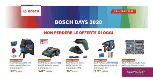 Bosch Days Amazon