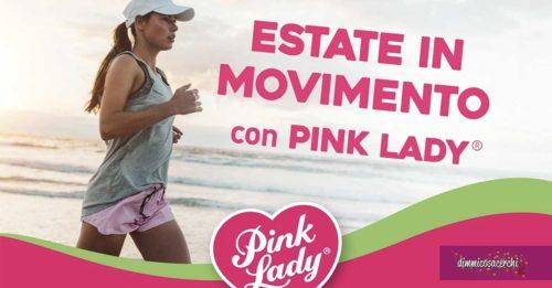 """Concorso Pink Lady """"Estate in movimento"""""""