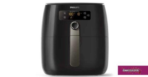 Friggitrice Premium Collection HD9741/10 Philips: diventa tester