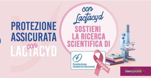 """Lactacyd """"Protezione Assicurata"""""""