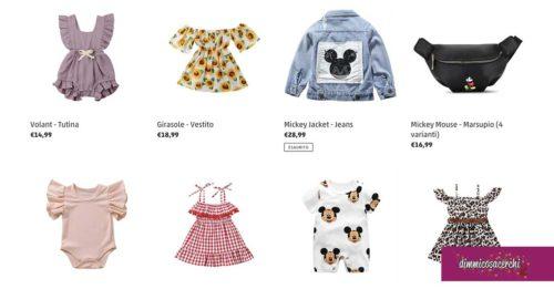 Milcky shop online