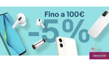 Risparmia fino al 100€ sugli smartphone con questo coupon eBay