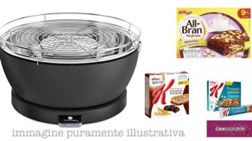 Vinci barbecue Feuerdesign con Kellogg