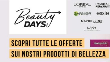Amazon Beauty Days