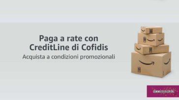 """Amazon introduce i """"pagamenti a rate"""": come funziona e chi può usufruirne"""