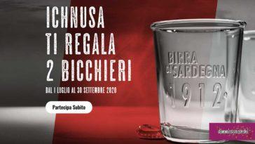 Ichnusa ti regala i bicchieri Anima Sarda