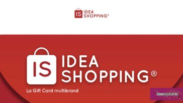 Gift card Idea Shopping