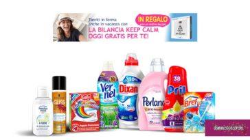 Casa Henkel: IN REGALO la bilancia pesapersone elettronica di Beper