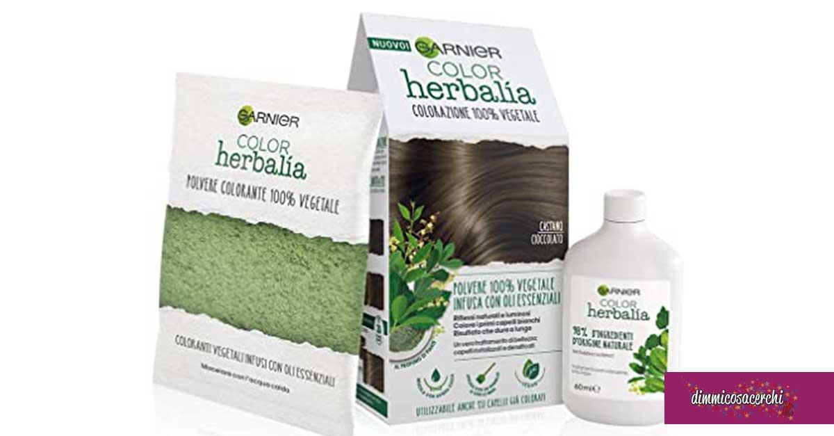 Cashback colorazioni Herbalia