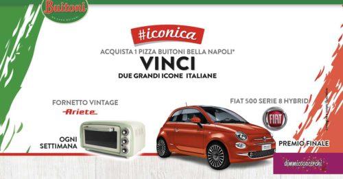 """Concorso Buitoni """"Pizza iconica"""""""