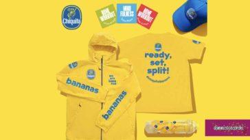 Chiquita: vinci premi per il fitness