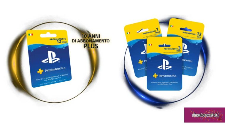 Concorso PS Plus Anniversary