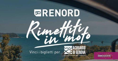 Rimettiti in moto con Renord
