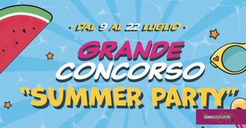 "Concorso ""Summer Party"""