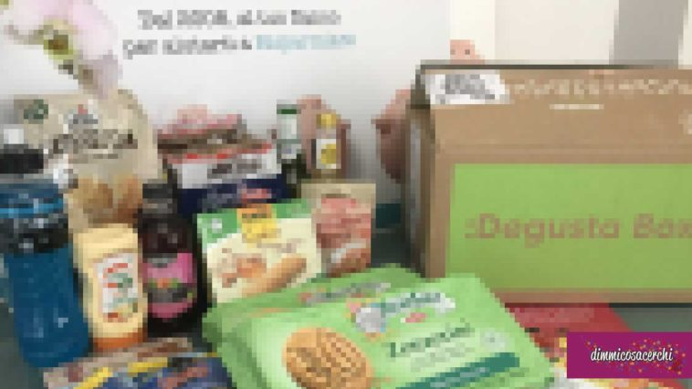 Degustabox Luglio 2020