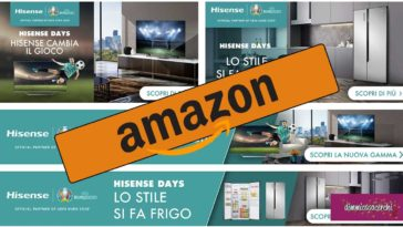 Hisense Days Amazon